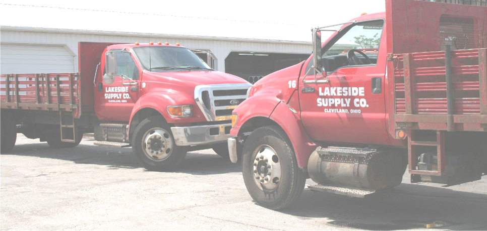 Lakeside Supply Commitment to Service